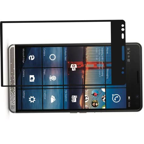 Tempered Glass Hp 9h Cover Tempered Glass Screen For 5 96 Quot Hp Elite X3 Hp Falcon Hp X3 Ebay