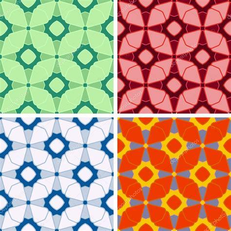 mostrar imagenes figurativas conjunto de figuras abstractas sin fisuras patr 243 n vector