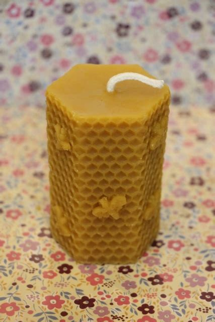 Local Handmade - local handmade bees wax candles foodlife organic co uk