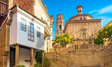 entradas espanyol entrada poble espanyol barcelona poble espanyol groupon