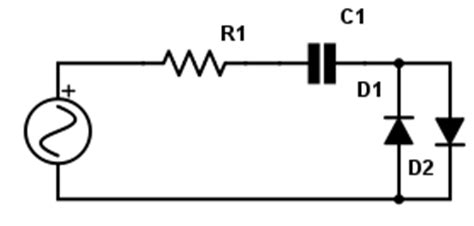 antiparallel diode analog modeling of a diode clipper 1 circuits matthieu brucher s
