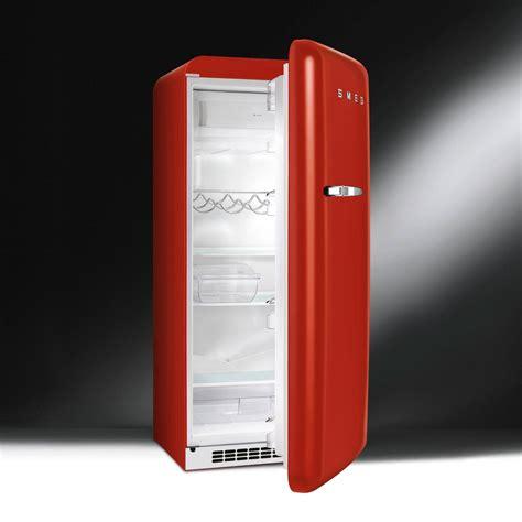 Smeg 9.22 Cu. Ft. Right Hinge Retro Style Refrigerator