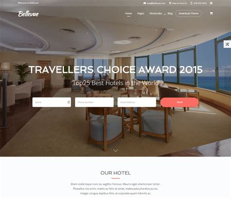 16 best hotel booking wordpress themes with reservation 16 best hotel booking wordpress themes with reservation