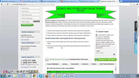 online tutorial for qc qa testing tutorial for beginners qa online training