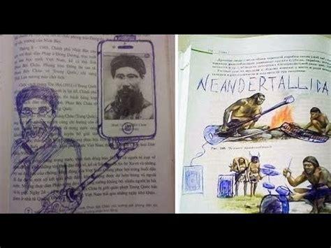 libro 50 obras maestras que 15 estudiantes que estuvieron tan aburridos que crearon obras maestras en sus libros de escuela