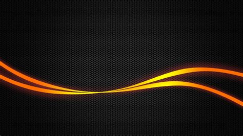 orange black design orange hd wallpaper and hintergrund 1920x1080 id 790495