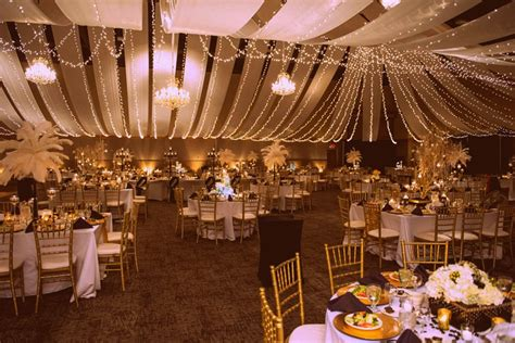gold wedding themes pictures 5 dazzling wedding motifs themes and concepts