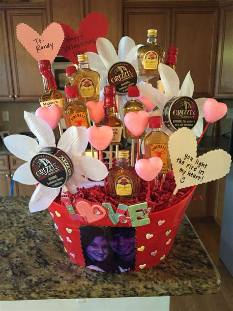 country valentines gifts for him bouquet for my country boy s day diy