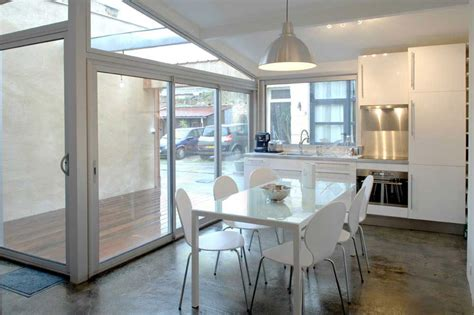 garage converted to small house converted parking garage home tiny house swoon