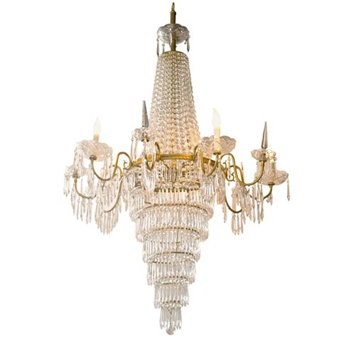 Styles Of Chandeliers Empire Style Chandelier At 1stdibs