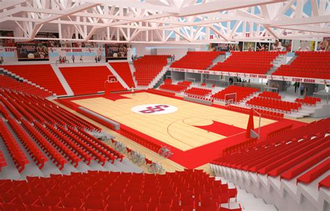 Stony Brook Search Stonybrookuniversityarena Stonybrook Rendering