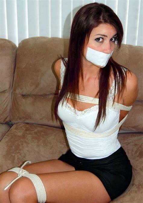deepthroat bed girl tape gagged 3 by jackrourke2000 on deviantart