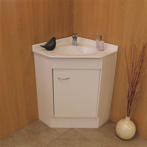 Corner bathroom vanity corner units by showerama