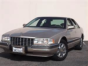 1995 Cadillac Cts 1995 Cadillac Seville Pictures Cargurus
