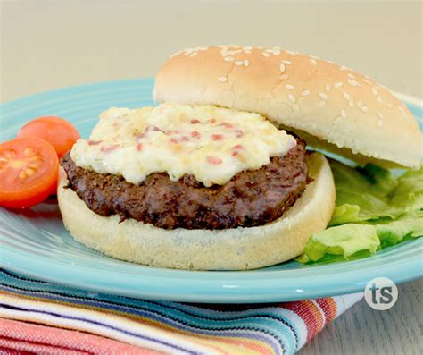 backyard burger recipe backyard blues burger tastefully simple