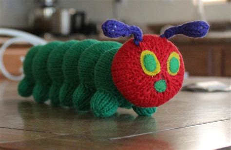 Knitting Pattern Very Hungry Caterpillar | you have to see a very hungry caterpillar by