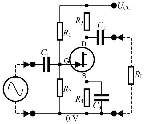 transistor jfet vp transistor jfet
