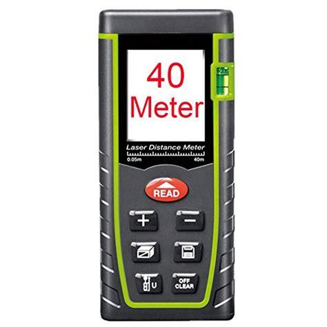 40 meter to feet adoolla advanced digital laser distance meter 40 meters