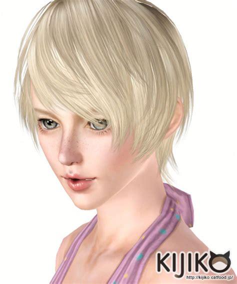 sims 3 princess hair onion princess hairstyle by kijiko sims 3 hairs