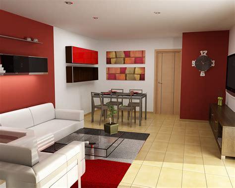 como decorar una sala de belleza pequeña remodelacion de casas pequenas interiores construccion