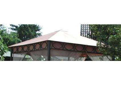 leco pavillon safari ersatzdach zu pavillon safari 3x3 m leco zubeh 246 r