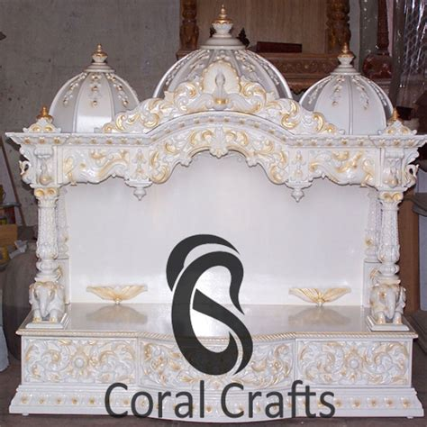 small marble temple for home buy cheap wooden mandir exporter supplier