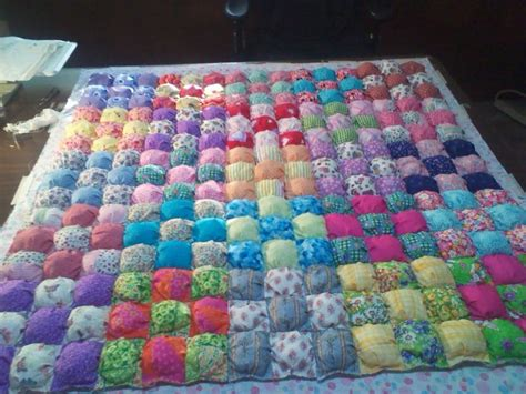 Baby Puff Quilt by 1000 Images About Baby Puff Quilt Baby Quilt Patterns