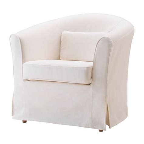 Club Chair Slipcovers Ektorp Tullsta Chair Cover Blekinge White Ikea