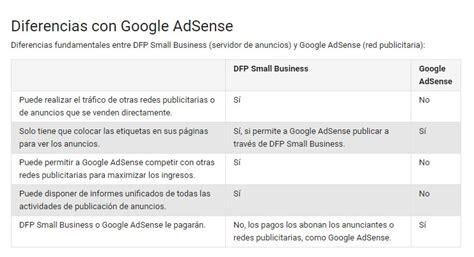 adsense vs dfp dfp qu 233 es google doubleclick for publishers y c 243 mo