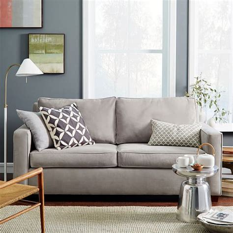 henry couch west elm henry 174 sofa west elm