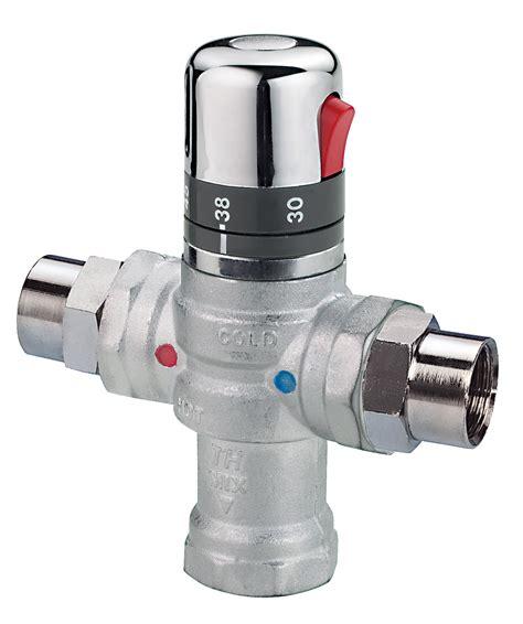 rubinetto termostatico miscelatore termostatico per comunit 224 mix di themomat