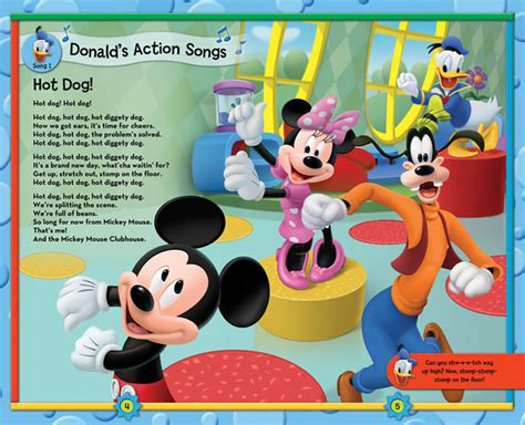 mickey mouse song disney mickey mouse clubhouse take along tunes reader s digest books
