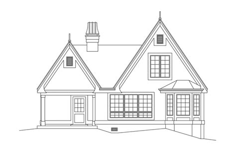 cotswold cottage house plans cotswold cottage home plans