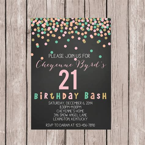 where do i get wedding invitations 21st birthday invitation templates where do you get