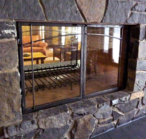 Fireplace Accessories Calgary by Fireplace Screens Traditional Fireplace Screens