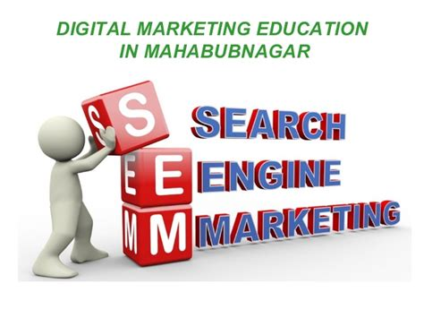 Marketing Education by Digital Marketing Education In Mbnr