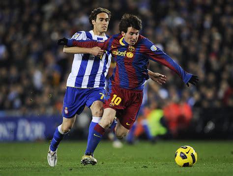 barcelona spanyol espanol v barcelona la liga zimbio