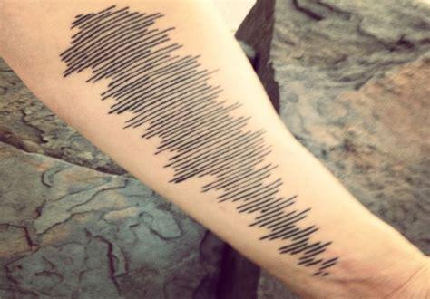 voice pattern tattoo 29 best voice pattern tattoo images on pinterest pattern