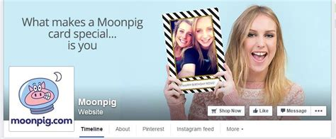 Moonpig Free Card With Gift - moonpig and asos how online retailers use social media evonomie