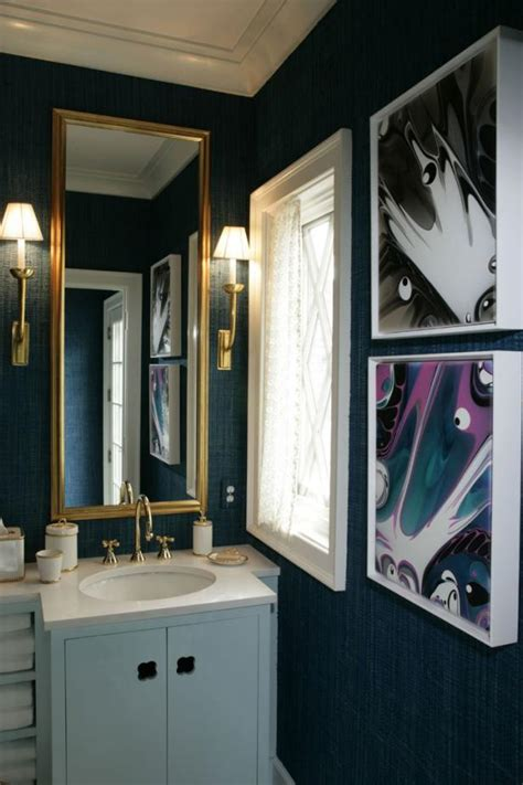 Midnight Room by Decorating Ideas For Rooms With The Blues Hgtv
