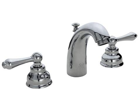 wide set bathroom faucets 706 c chrome wide spread lavatory faucet