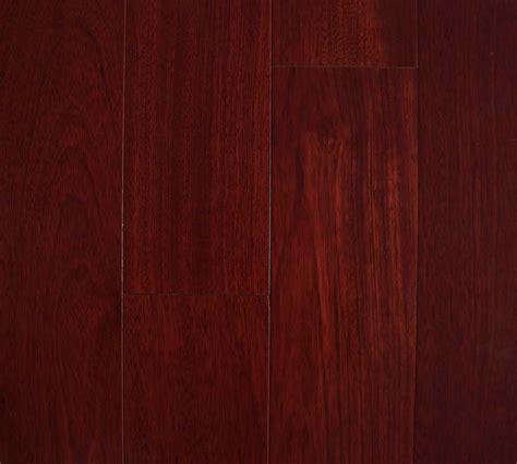 "Brazilian Cherry Natural 5"" x 9/16"" Plank   Factory"
