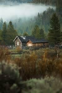 Montana Cabins by Forest Cabin Montana Photo Via Home