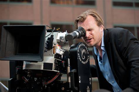 christopher nolan seeks to take moviegoers back to 1940 s director christopher nolan on the future of film