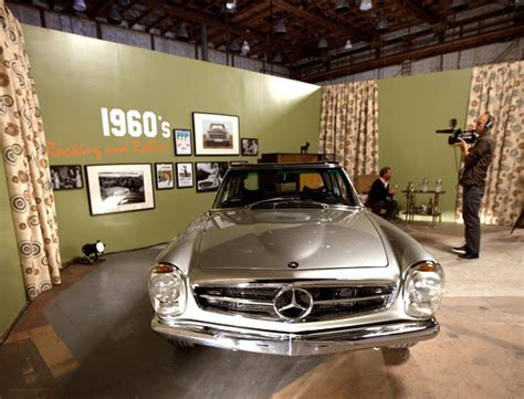 Car Doctor Atlanta by 60 Years Of The Mercedes Sl In Facts Pictures