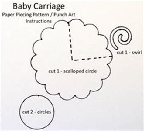 Baby Carriage Card Template by 1000 Images About Baby Carriages On Baby