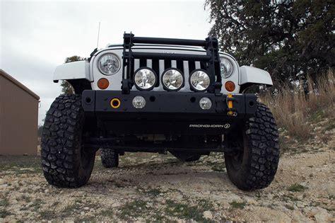 Jeep Metal Bumper Pronghorn Alpha A T C5 S Jeep Wrangler Front Bumper