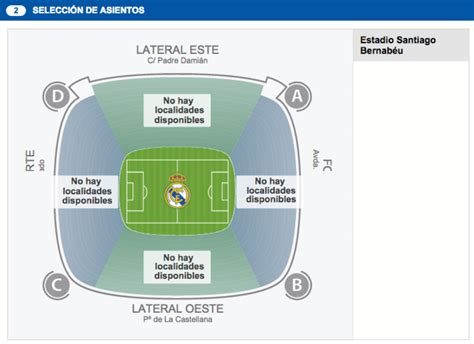 entradas del real madrid real madrid vs barcelona 191 c 243 mo conseguir entradas para el