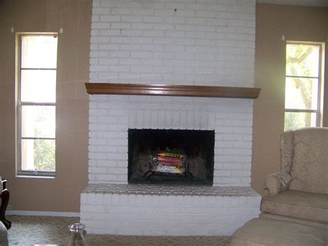 before photo of fireplace reface your home