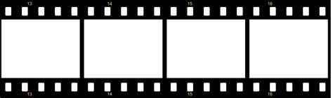 filmstrip template free filmstrip template clipart best